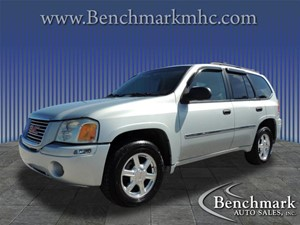 Picture of a 2008 GMC Envoy SLE