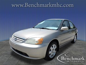 2002 Honda Civic EX Morehead City NC