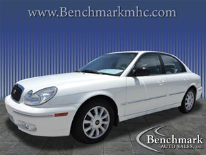 2005 Hyundai Sonata GLS for sale by dealer