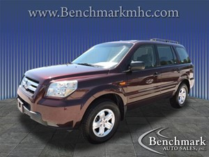 Picture of a 2007 Honda Pilot LX