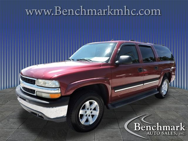 Picture of a used 2005 Chevrolet Suburban 1500 LS
