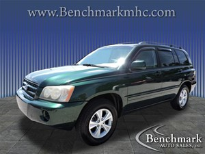 2002 Toyota Highlander  for sale by dealer