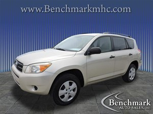 2008 Toyota RAV4  for sale by dealer