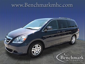 Picture of a 2007 Honda Odyssey Touring