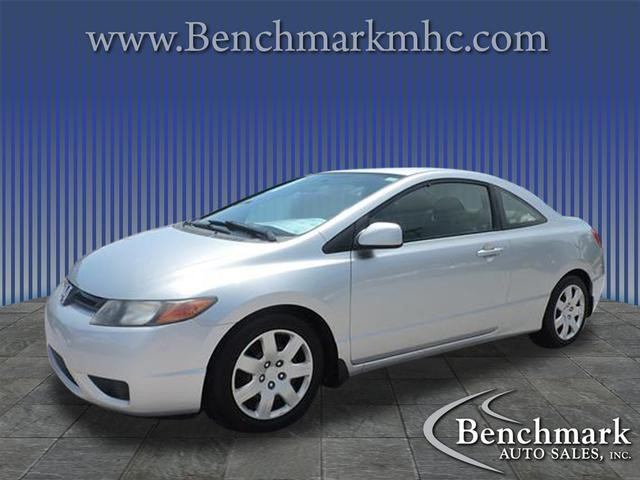 2007 Honda Civic For Sale >> 2007 Honda Civic Lx In Morehead City