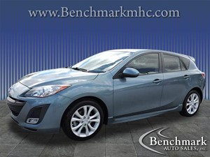 Picture of a 2011 Mazda Mazda3 s