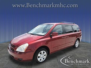 Picture of a 2010 Kia Sedona
