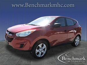 Picture of a 2011 Hyundai Tucson GL Sport   *Manual Transmission
