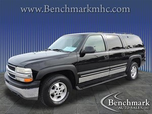 Picture of a 2001 Chevrolet Suburban