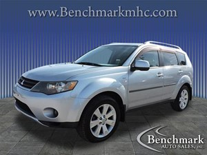 Picture of a 2008 Mitsubishi Outlander XLS