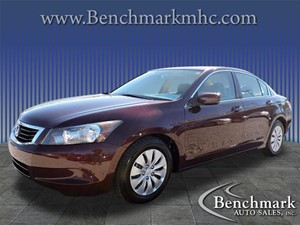 Picture of a 2010 Honda Accord LX