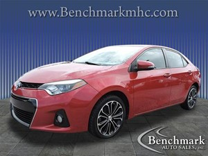 Picture of a 2015 Toyota Corolla S Plus