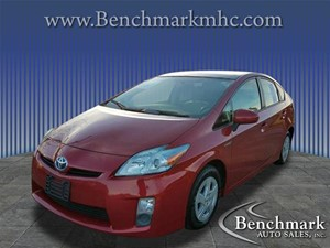 Picture of a 2010 Toyota Prius IV