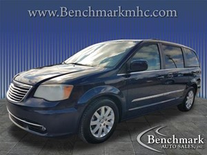 Picture of a 2012 Chrysler Town & Country