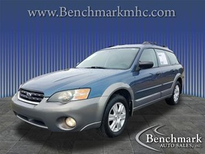 Picture of a 2005 Subaru Outback AWD 2.5i 4dr Wagon