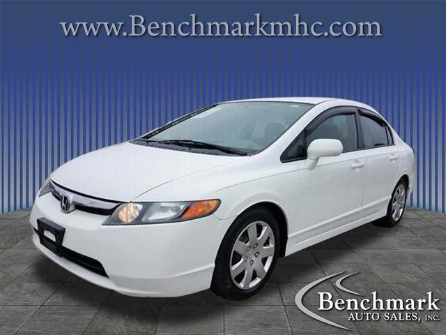 Picture of a used 2008 Honda Civic LX