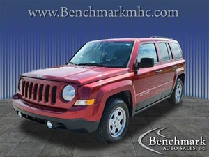 Picture of a 2013 Jeep Patriot