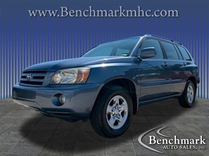 Picture of a 2005 Toyota Highlander
