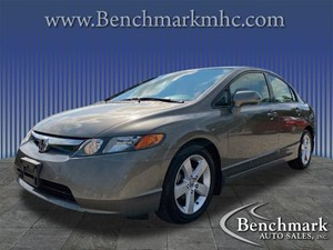 Picture of a 2007 Honda Civic EX