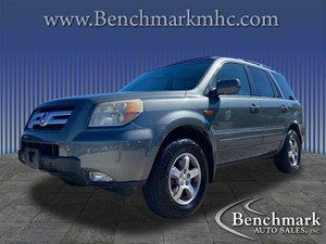 Picture of a 2008 Honda Pilot EX-L