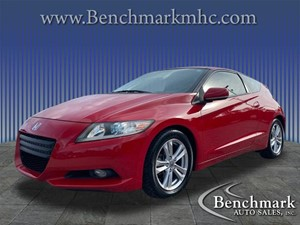 Picture of a 2011 Honda CR-Z EX Coupe 2D