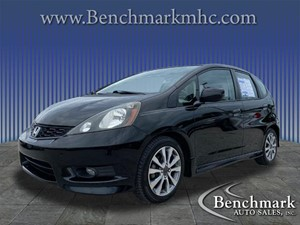 Picture of a 2012 Honda Fit