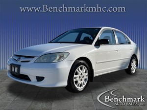 Picture of a 2004 Honda Civic LX