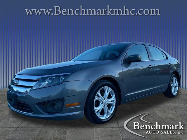 Picture of a used 2012 Ford Fusion SE