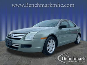 Picture of a 2009 Ford Fusion S