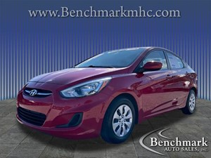 Picture of a 2015 Hyundai Accent GLS