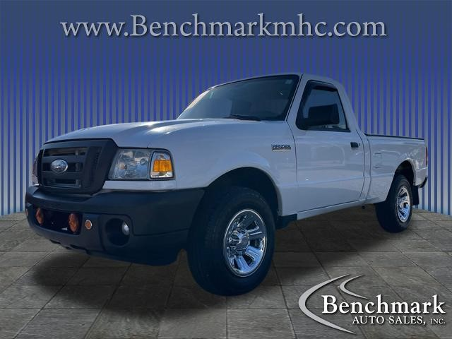 Picture of a used 2009 Ford Ranger