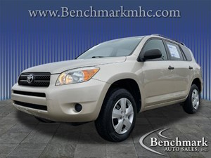 Picture of a 2008 Toyota RAV4 Sport Utility 4D