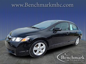 Picture of a 2010 Honda Civic LX-S