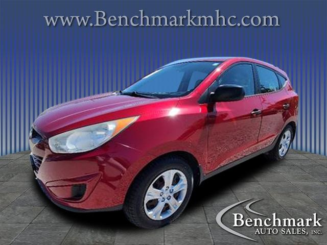 Picture of a used 2011 Hyundai Tucson GL