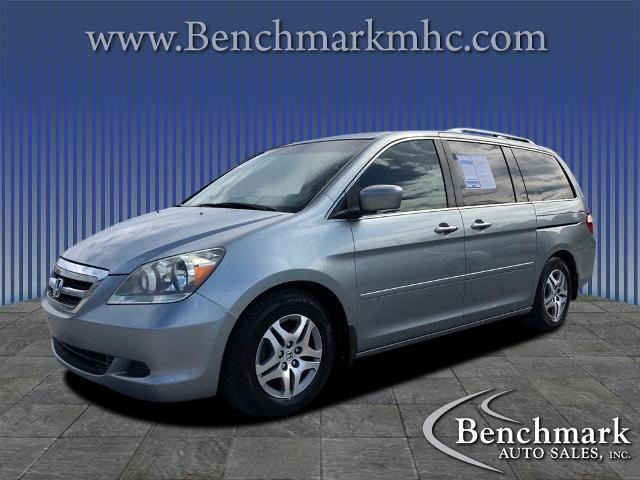 Picture of a used 2006 Honda Odyssey EX-L