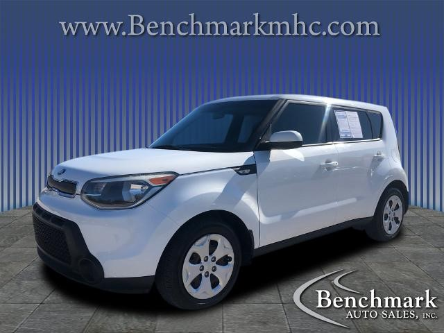 Picture of a used 2014 Kia Soul