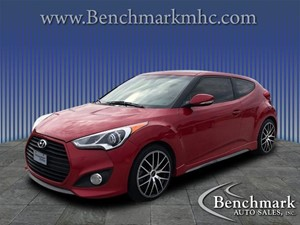 Picture of a 2013 Hyundai Veloster Turbo