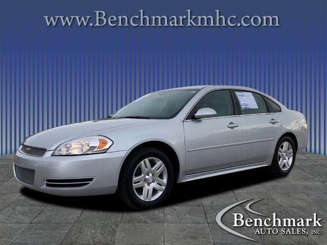 Picture of a used 2012 Chevrolet Impala LT Sedan 4D