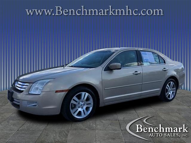 Picture of a used 2007 Ford Fusion SEL