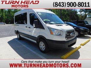 Picture of a 2017 FORD TRANSIT T-150