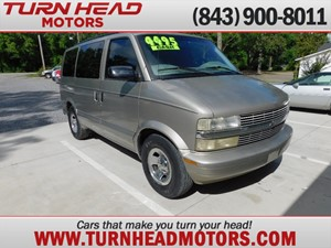 Picture of a 2001 CHEVROLET ASTRO VAN