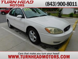Picture of a 2004 FORD TAURUS SES