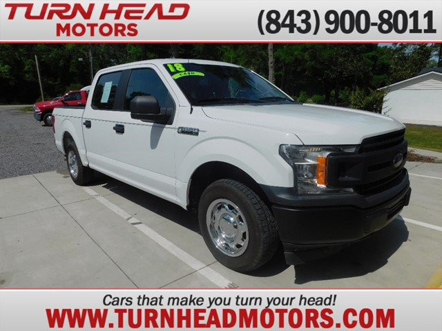 FORD F150 SUPERCREW in Summerville