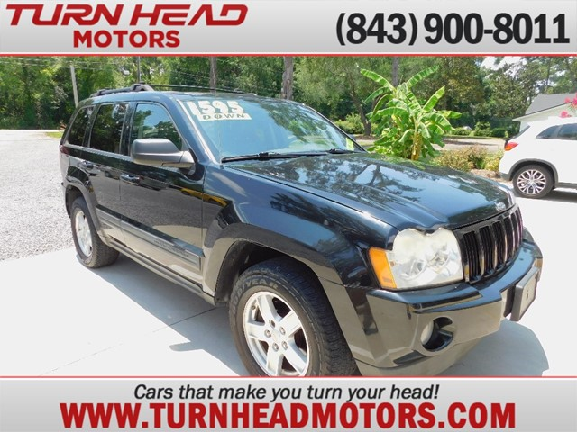 JEEP GRAND CHEROKEE LAR/COL/FR in Summerville
