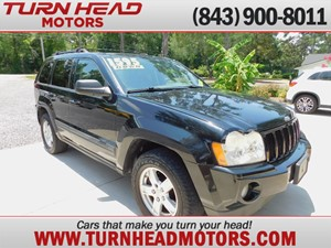 Picture of a 2006 JEEP GRAND CHEROKEE LAR/COL/FR