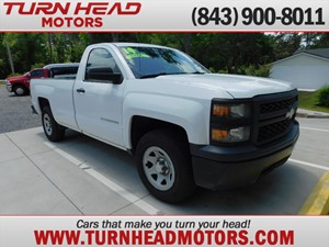 Picture of a 2014 CHEVROLET SILVERADO C1500