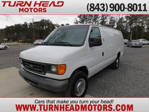 2006 FORD ECONOLINE E350 SD VAN for sale by dealer