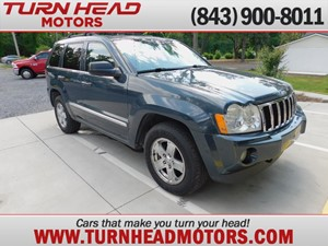Picture of a 2007 JEEP GRAND CHEROKEE LIMITED