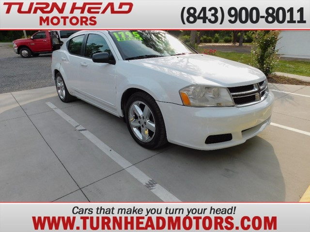 DODGE AVENGER EXPRESS in Summerville
