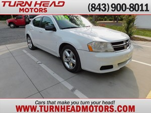 2011 DODGE AVENGER EXPRESS for sale by dealer